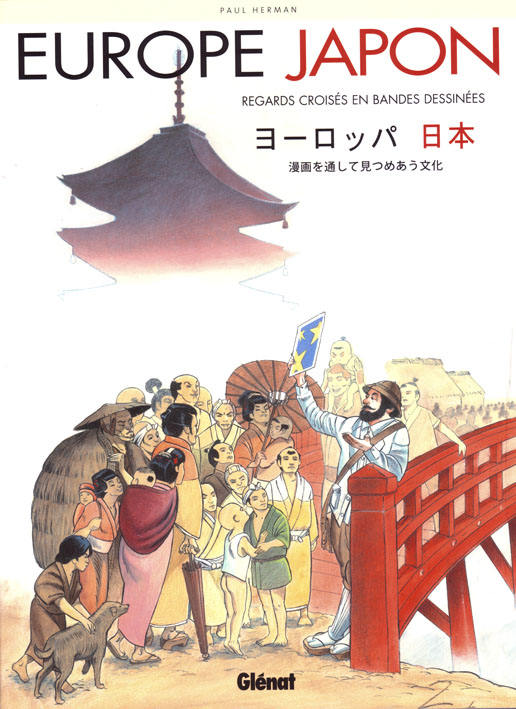 Europe japon- regard croisés en bande dessinée