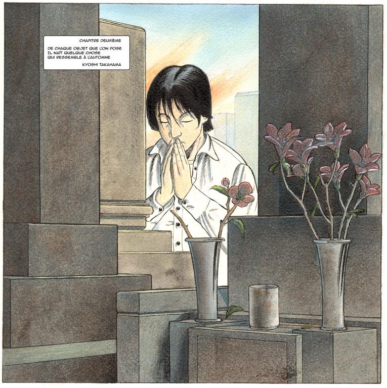 Le Japon vu par les bandes dessinée Occidentale Haiku